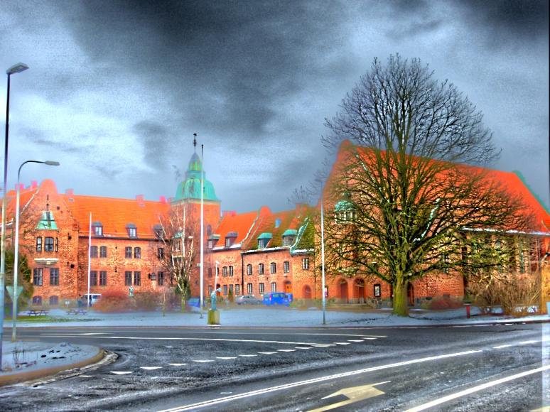 Kristianstads konserthus i HDR